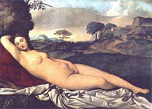 Giorgione_Venus_sleeping