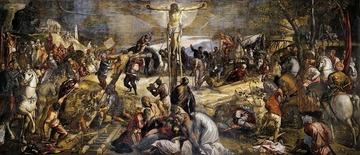 Jacopo_Tintoretto_Crucifixion